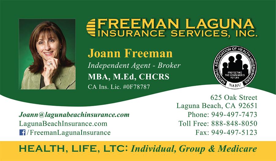 Printex Printing and Graphics Freeman Laguna Insurance