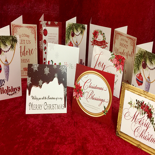 Holiday Greeting Card Assortment Pack