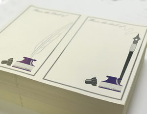 Printex Printing and Graphics notepads