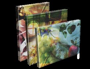 Printex Printing and Graphics mounted canvas