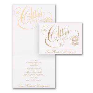 Printex Printing and Graphics graduation invitations