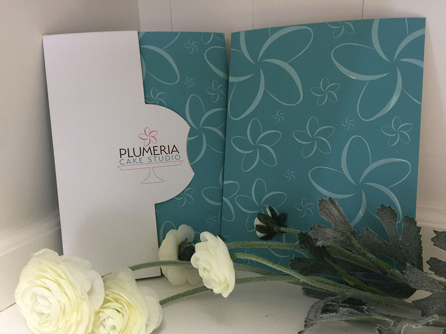 Presentation folders make the professional impact your brands needs in a business to business world.