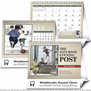 Custom Branded Desk Calendars Orange County