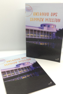 Summer camp booklets