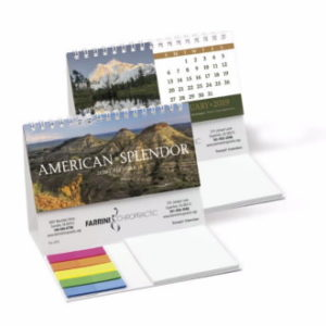 Gift and office organizer and calendar in one!