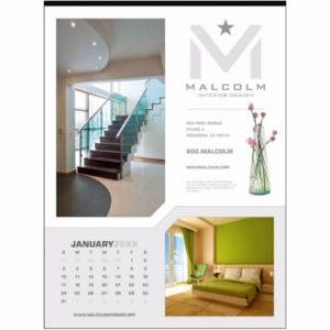 Branded Wall Calendar Printex