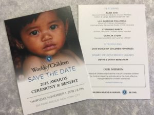 Personalized Save The Date Invitation