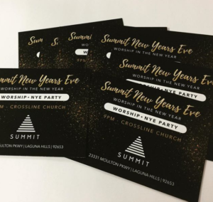 Business Card Printing in Orange County