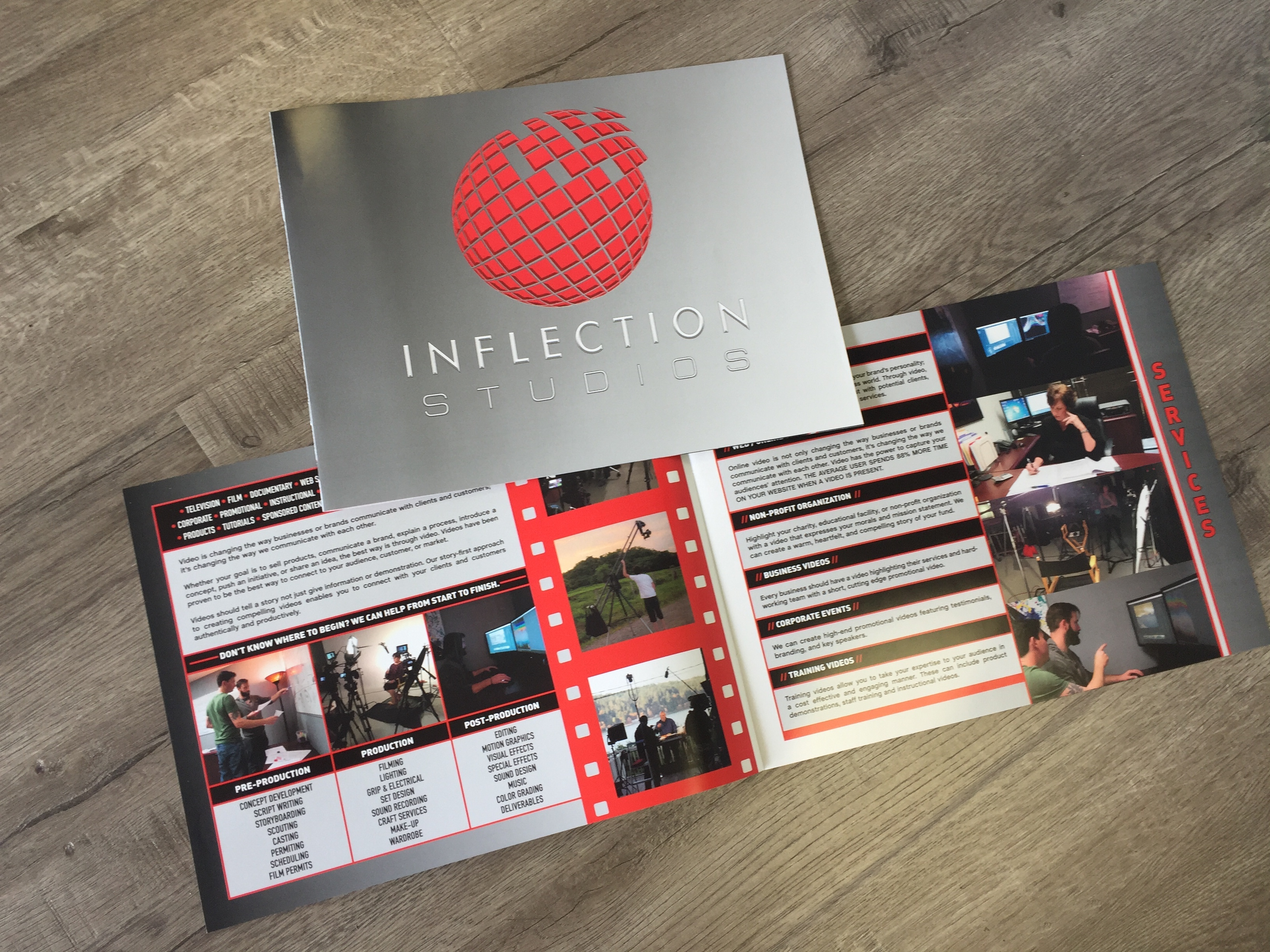 brochure printing services near me