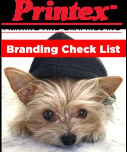 Branding Check List