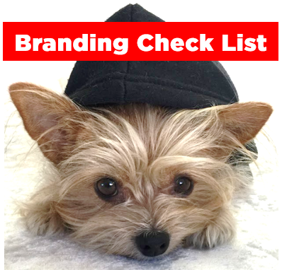 Branding Check List For Your Products and Services