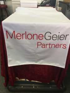 Branded Table Runners Printed Near You