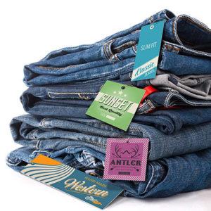 Clothing Hang Tags
