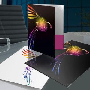 Print Presentation Folders with Presentation Folder Printing Experts