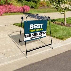 Outdoor Printed Signs