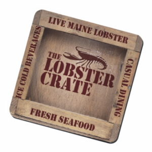 Custom Seafood Mousepad