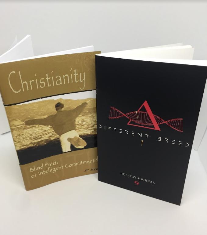 Custom Church Booklet Printing