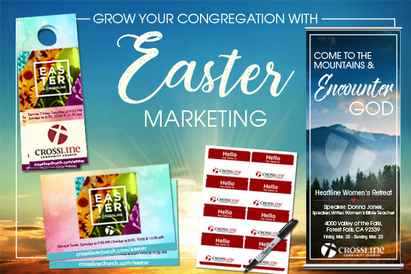 Easter Marketing Tip for Churches
